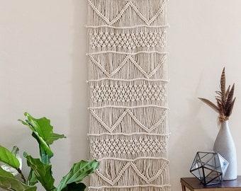 Macrame Woven Wall Hanging