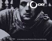 Rocky alternative movie poster