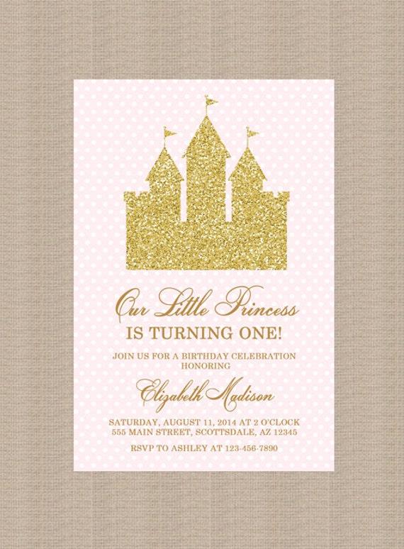 Cinderella Party Invitation is amazing invitations design