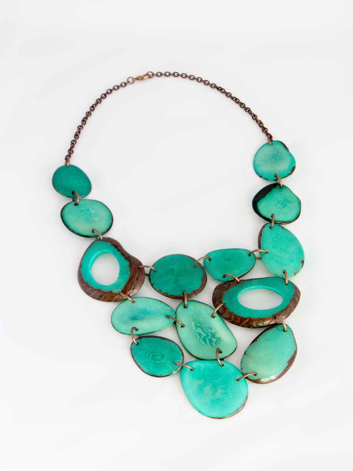 custom order for turquoise necklace aqua necklace