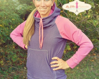 Compass Sweatshirt PDF Sewing Pattern - Instant Download