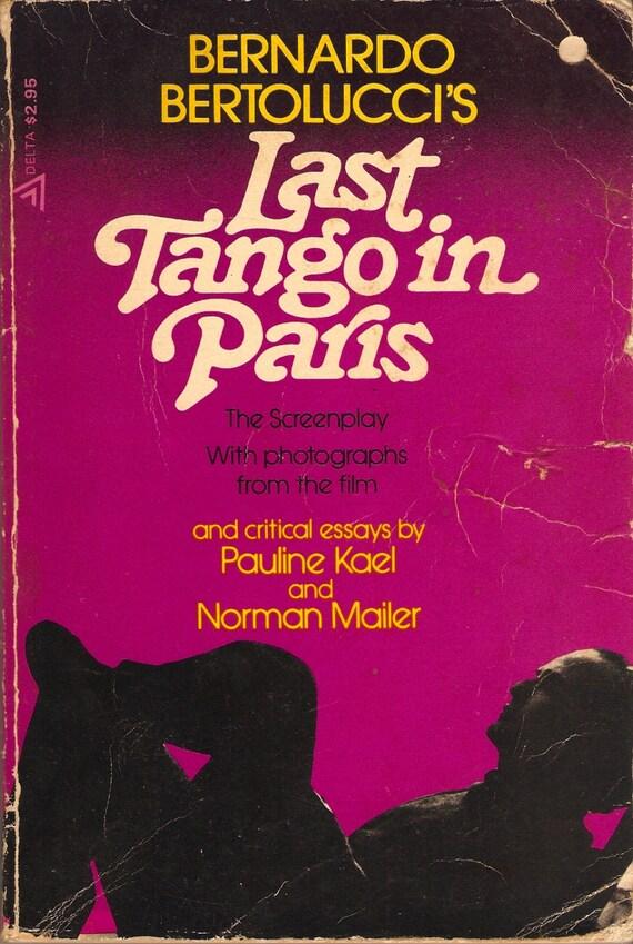 Bernardo Bertolucci's Last Tango in Paris 1973 PB by denalynn2001