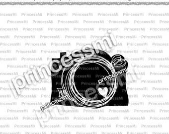 SALE #25 CAMERA clipart 1 PNG file - Digital Camera Clip Art cute camera photography clipart  for  photographer by princessmi