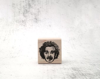 The Einstein Stamp