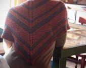 The Apple Picking Shawl - A Knitting Pattern