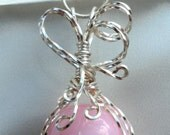 Interchangeable Handblown Marble Necklace with 5 Marbles and Storage Bag