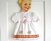 Vintage Folk Toddler Dress size 18 months 24 months