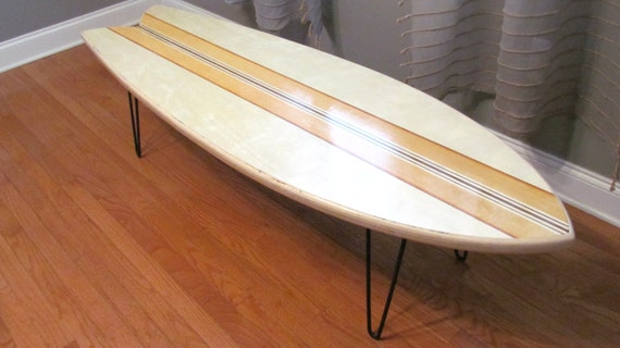 Table Caf R Tro Fish Surf
