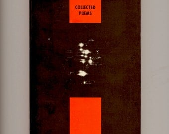 Elder Olson, Collected Poems University of Chicago Edition, 1970 Third Printing. Esteemed American Poet Vintage Trade Paperback Book