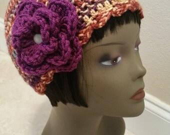 Crochet Flapper Hat -  V Somulant