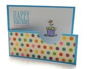 Funny Birthday Card - Happy Birthday - Birthday Cake - Handmade Greeting Cards - Snarky Cards - Cards For Her - Girlfriend Birthday Card