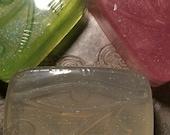ABSINTHE  FAIRY Soap - Pixie Dust Rainbow Shimmer Glitters Absinthe Scented Bar