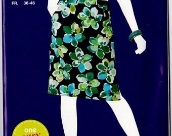 Simplicity 1965 Sewsimple Misses' PULLON SKIRT Misses Size 8-18 Uncut Factory Folded