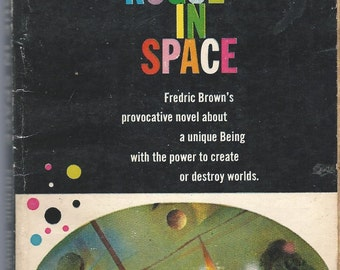 Rogue in Space - Fredrick Brown - 1957