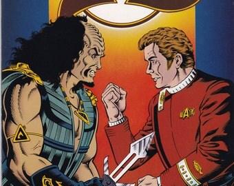 Vintage Star Trek Original Series Comic Book No 47, May 1993
