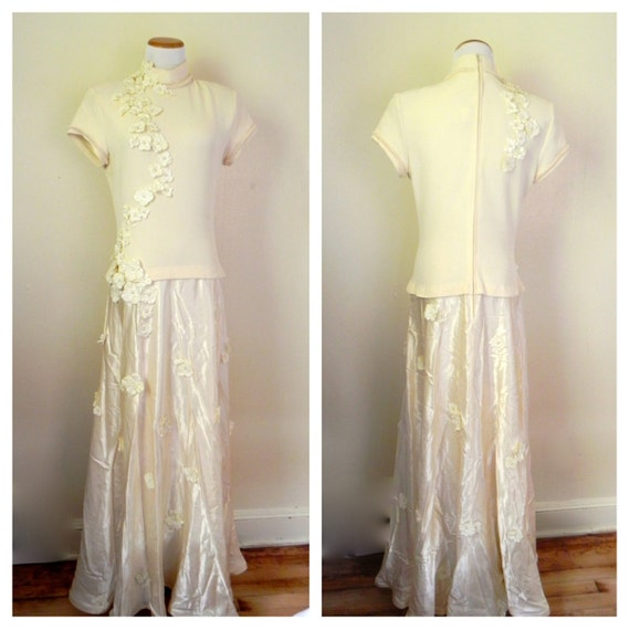 Items similar to vintage 1980 39 s neiman marcus wedding for Neiman marcus wedding guest dresses