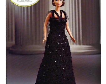 First Ladies of America Collection Edith Wilson Fashion Doll  Crochet Pattern  Annies Attic  8510