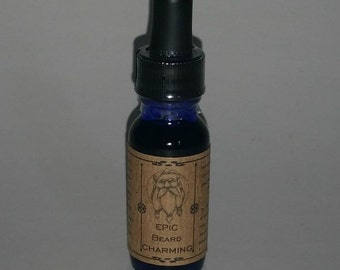 EPIC Beard-Choose your scent-conditioning beard drops-.5 oz size. Great gift for Dad