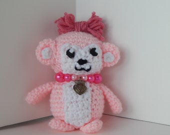 Love Monkey PDF Crochet Pattern