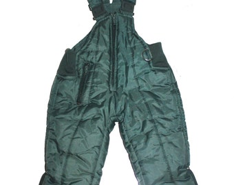 1970s SNOW SUIT - Vintage Little Boy - Swiss Alps - Hipster Boy - Cold Weather Wear - Size 2T