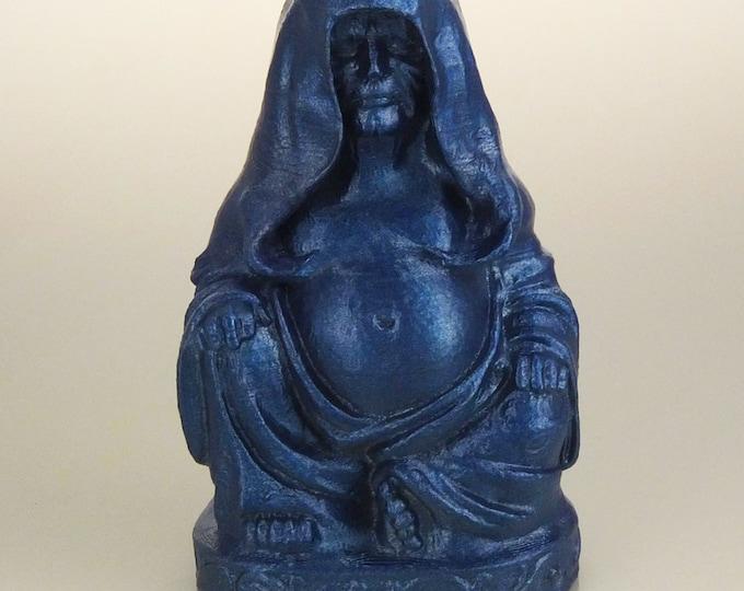 Star Wars - Emperor Palpatine Buddha (Blue Metal Flake)