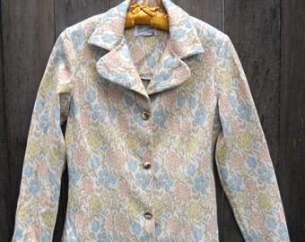 Donovan Galvani Jacket, Vintage Designer Jacket, Donovan Galvani of Dallas, 1960s, Wonderful, Perfect Condition