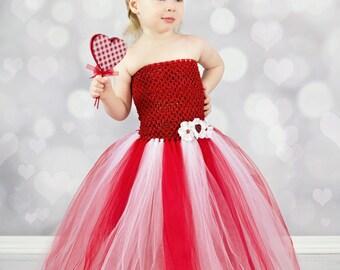 Valentine Tutu Dress