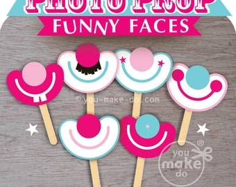 photo booth props, photo props, photo booth, circus party, circus birthday, carnival party, carnival birthday, carnival, circus party favors