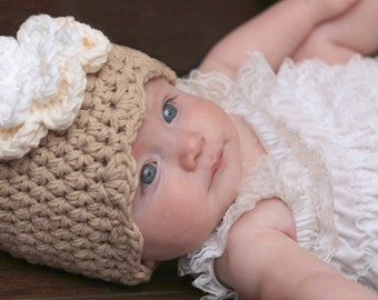 3 month white dress hats