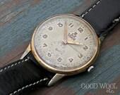 RESERVED - vintage venus watch - fine swiss watch - 1950's - cal. 204