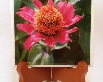 Helenium Handmade Photo Coaster FI044