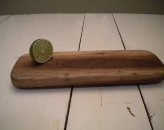 Walnut cutting board, serving tray, sushi board, cheese tray, Bar Board