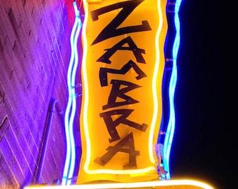 Custom NEON sign..  original, one of kind, handmade, electirfying, awesome neon sign