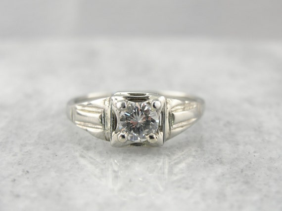 low set deco engagement ring 6zn3r5 d