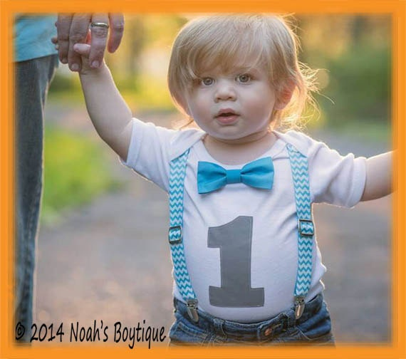 Boys First Birthday Outfit Baby Boy Birthday By NoahsBoytiques
