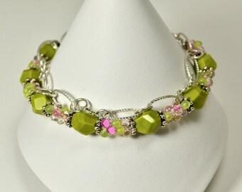 Spring Garden Double Bracelet