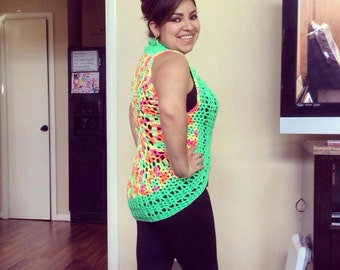 Crochet Fun Fit Vest