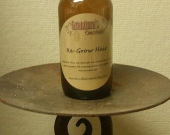 Re-Grow Hair