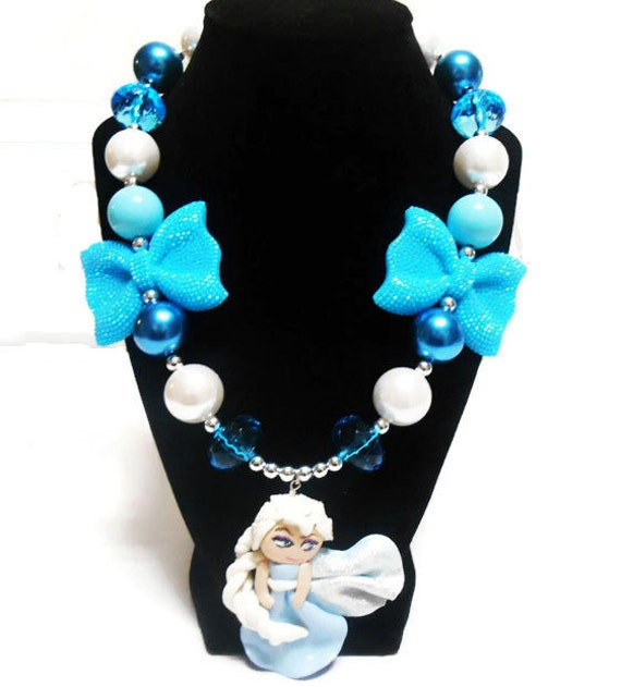 Snow Queen Diamontrigue Jewelry: CLEARANCE SALE Snow Queen Necklace Ice By KingsfieldInn On