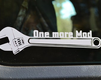 One More Mod Decal