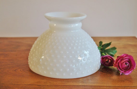 fenton hobnail milk glass lamp shade 8 gone with the