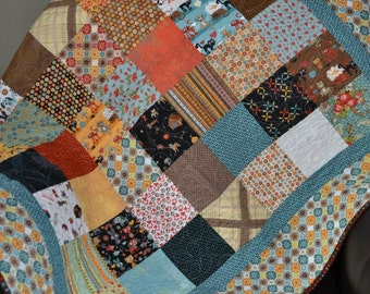 Baby boy quilt, toddler quilt, max and whiskers, handmade quilts, modern baby quilts, moda,