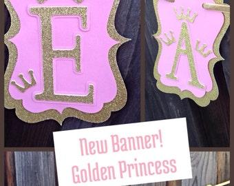 Royal Princess Birthday Decorations | Pink and Gold Princess - Princess Party