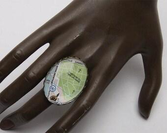 """ring """"Père Lachaise"""" plan of Paris Métro or """"tourist ring"""""""