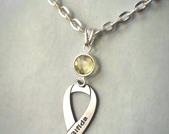 Spina bifida jewelry etsy for Jewelry that supports a charity