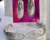 1954 Riviera Revisited Spoon Bracelet or Earrings