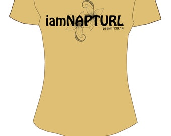 amNAPTURAL Graphic-T