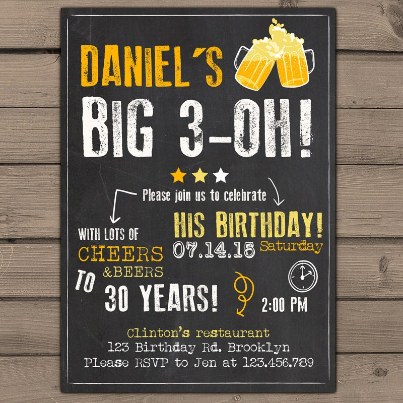 Mens 30th birthday invitations free printable invitation template mens 30th birthday invitations was nice ideas to create fresh invitation layout filmwisefo Image collections
