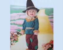 Scarecrow Costume for Baby Toddler Child
