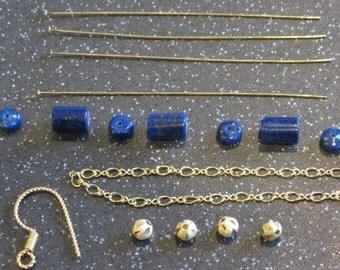 """The """" Starlight"""" earring kit"""